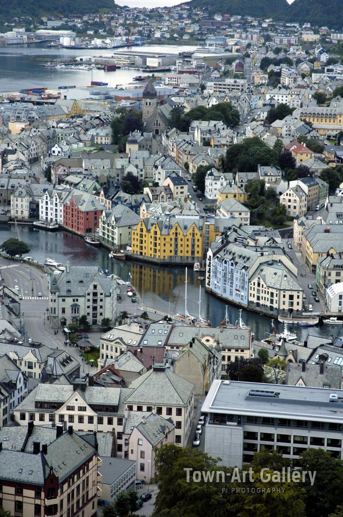 Norway Alesund
