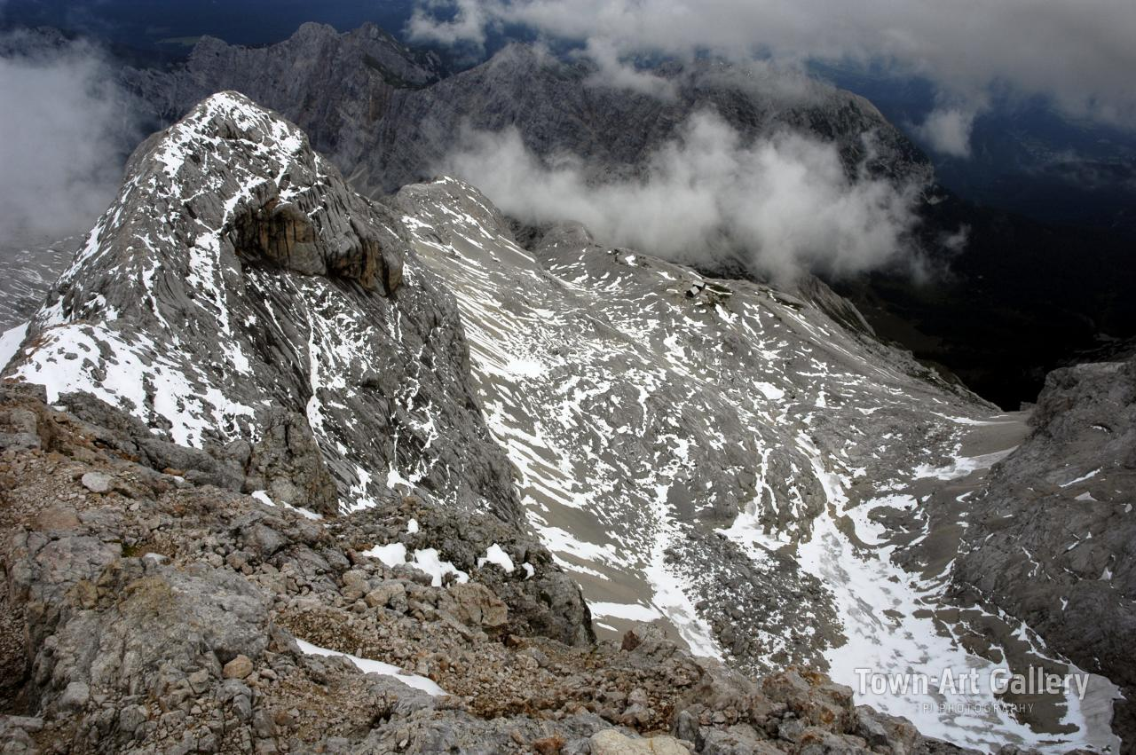 Julian Alps mountains