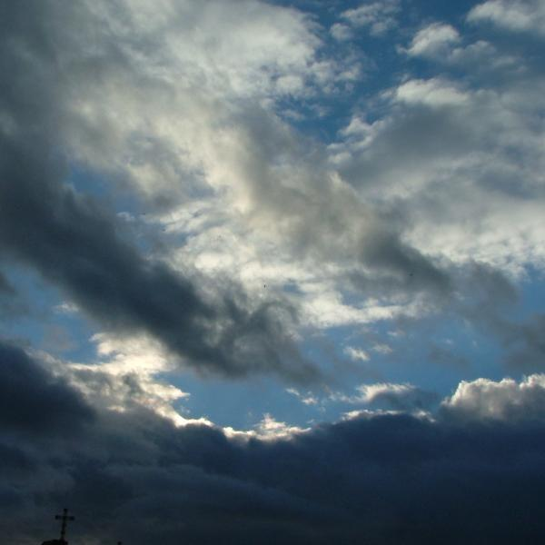 Sky and clouds 14