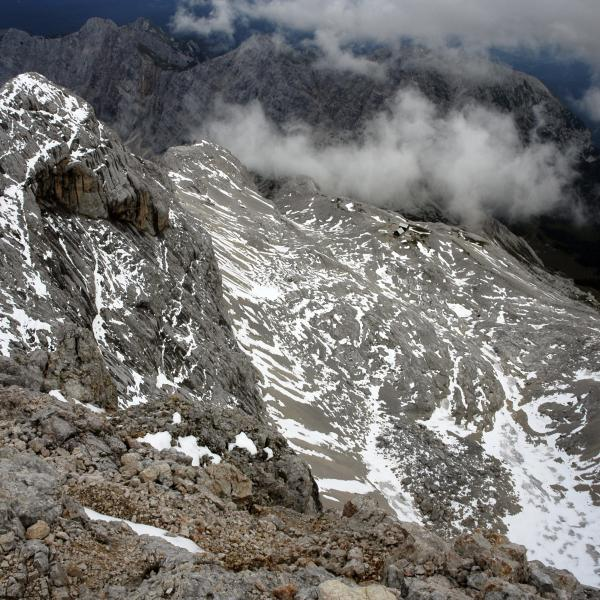 Julian Alps mountains